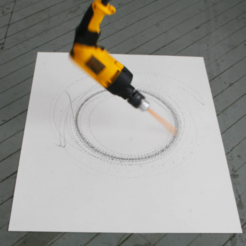 WHIRLING DRAWINGS, 2008